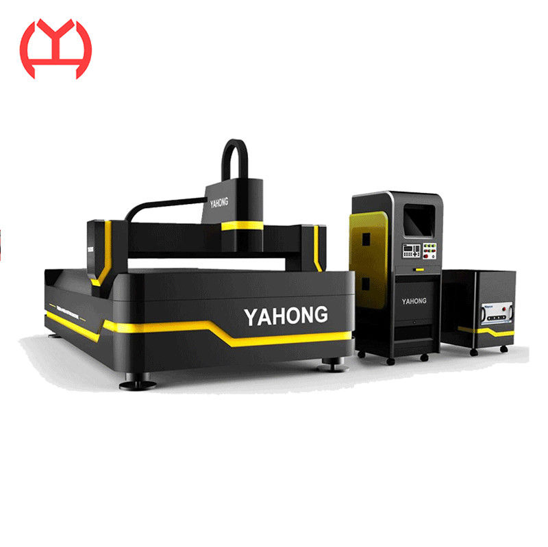 High Power Fiber Laser Cutting Machine IPG Max 2000W 3000W 5000W Water Cooling