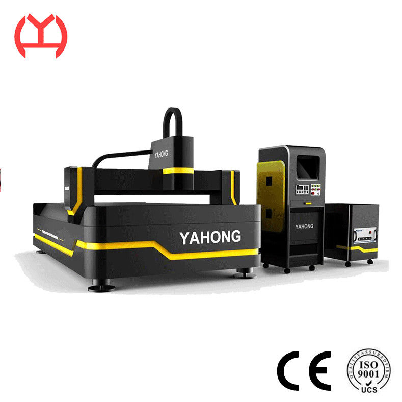 0.1mm-15mm Metal Fiber Laser Cutting Machine Excellent Dynamic Performance